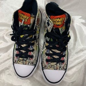 Converse Looney Tunes Shoes
